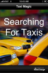 Searching For Taxis