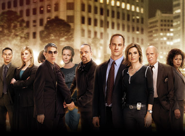 The Cast of SVU