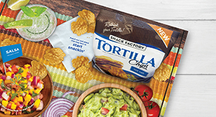 Mailer - Snack Factory Tortilla Chips