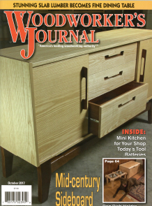 Regrip Woodworkers Journal Marlo Marketing