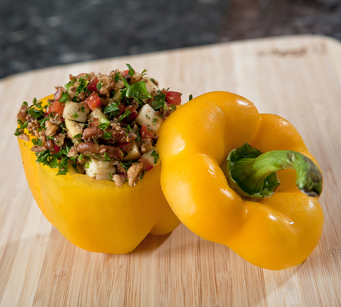 Hippocrates Photography – Stuffed Pepper