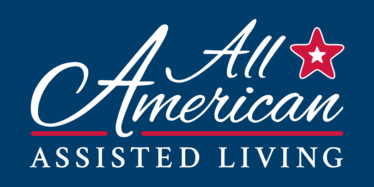 All American Assisted Living Logo