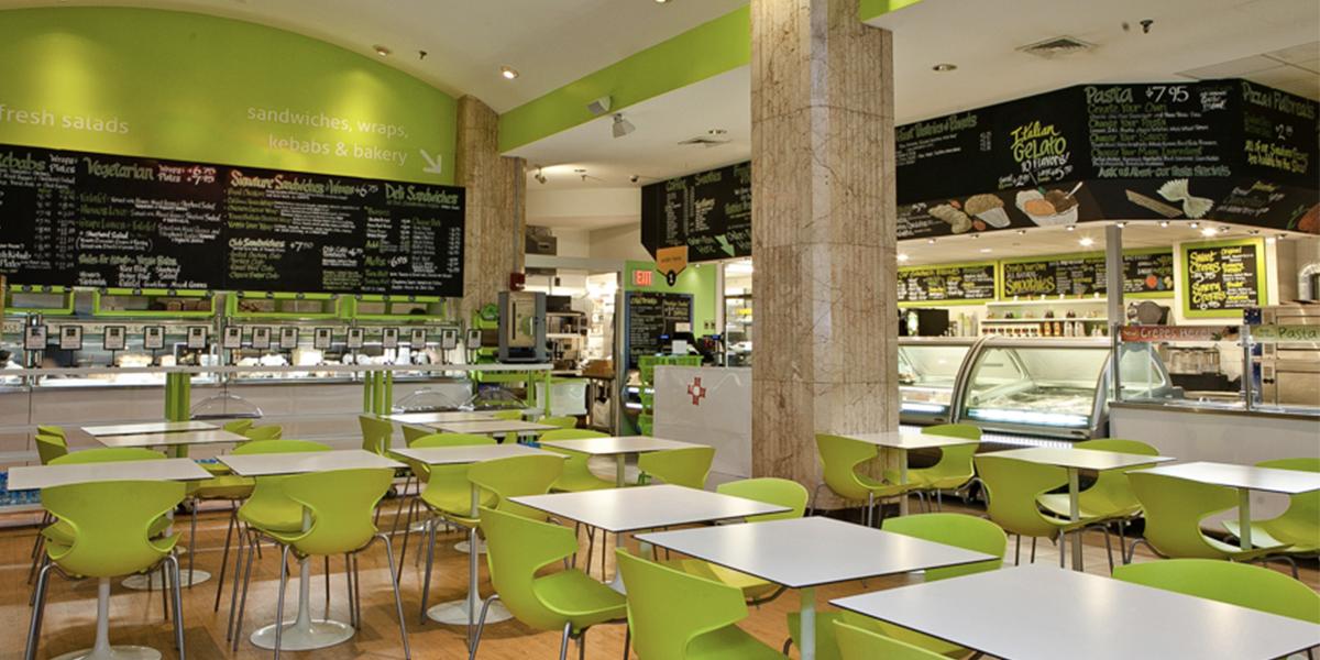 CafedeBoston Interior