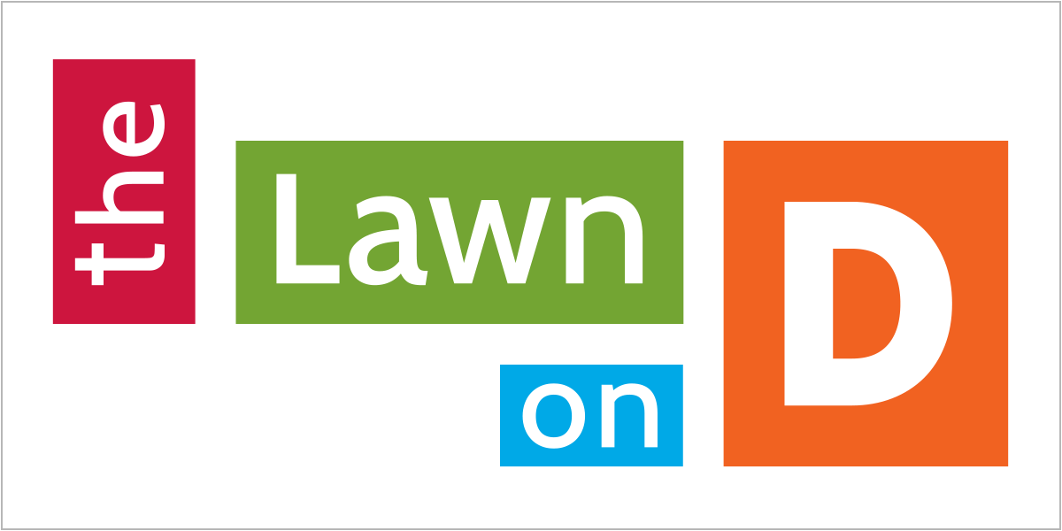 The Lawn on D Logo