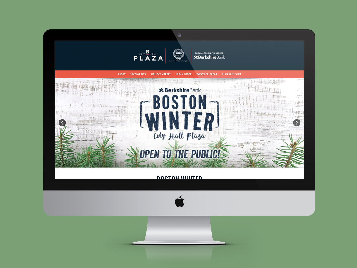 Boston City Hall Website