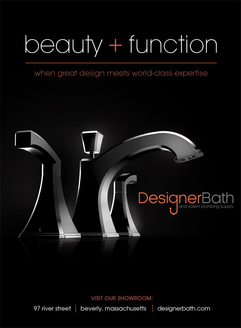 Designer Bath Trade Publication Advertisement
