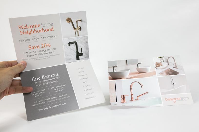 Designer Bath Direct Mail
