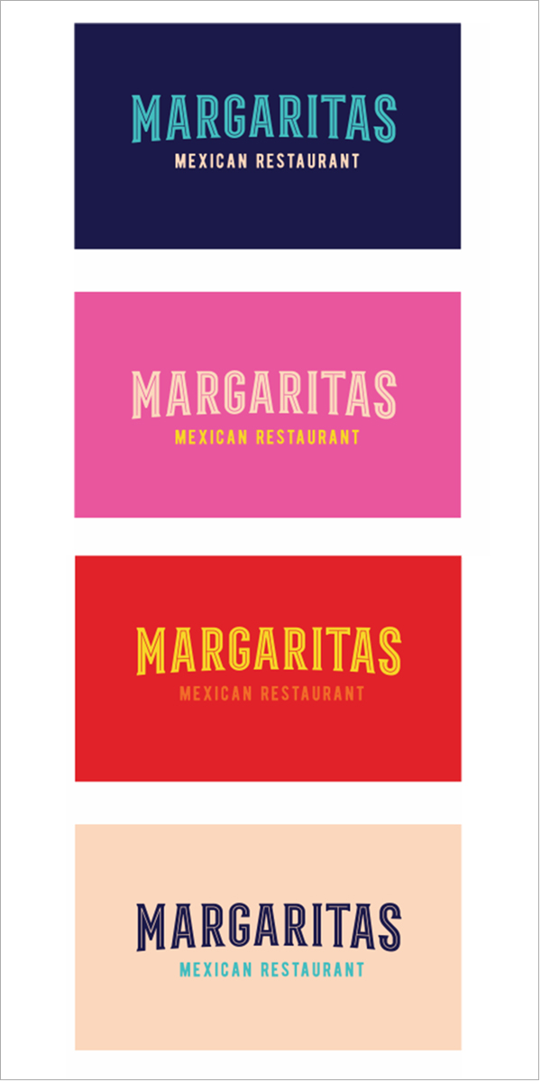 Margaritas Logo Refresh Exploration