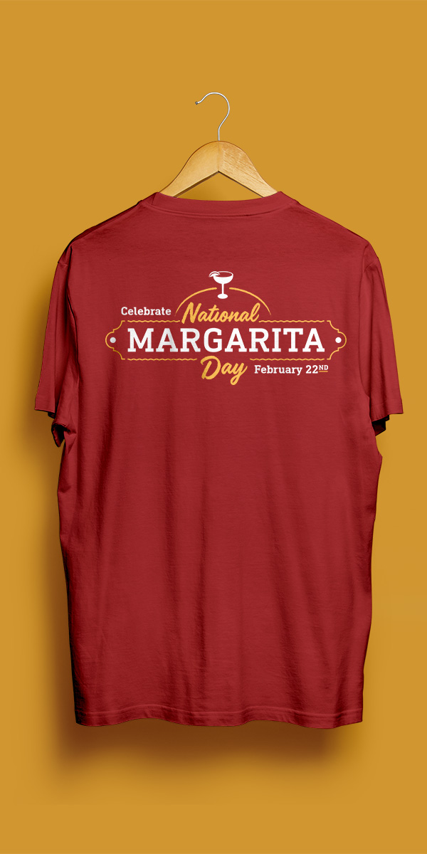 Margaritas National Margarita Day T-Shirt