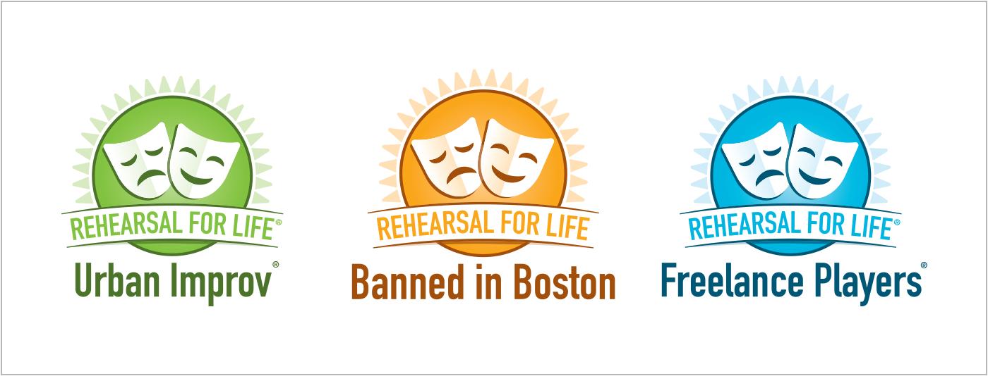 Rehearsal For Life Sub Logos
