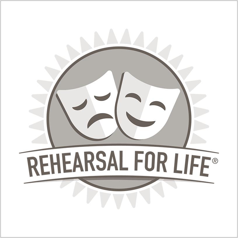 Rehearsal For Life Logo
