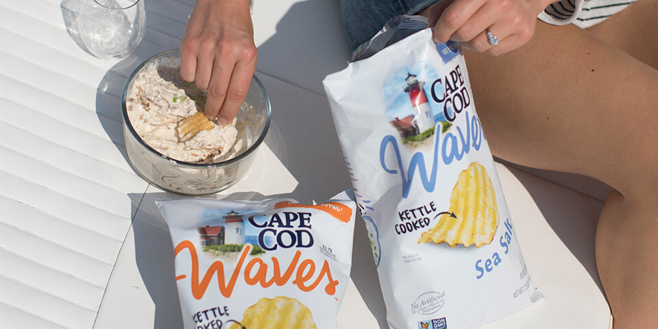 marlo marketing. integrated full service marketing and public relations firm in Boston and New York. food and beverage, cape cod potato chips.