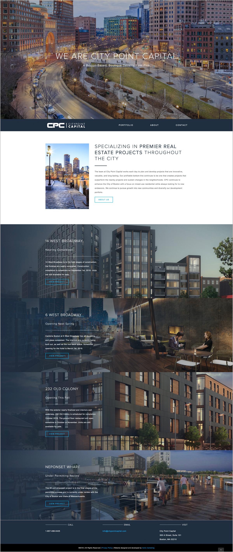 City Point Capital Interior Webpage