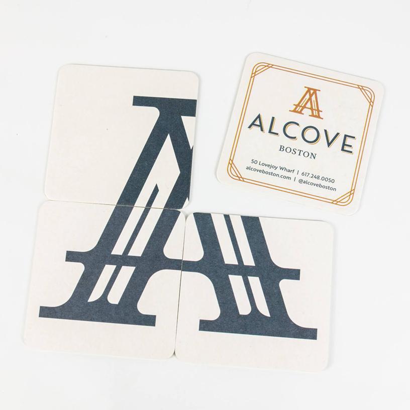 Alcove Coasters Reverse