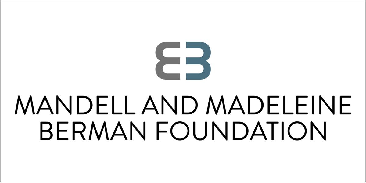 The Mandell and Madeleine Berman Foundation Logo
