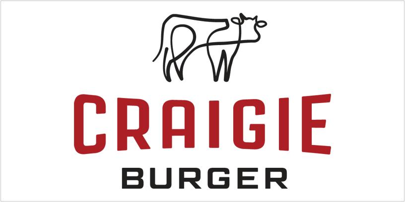 Craigie Burger Logo