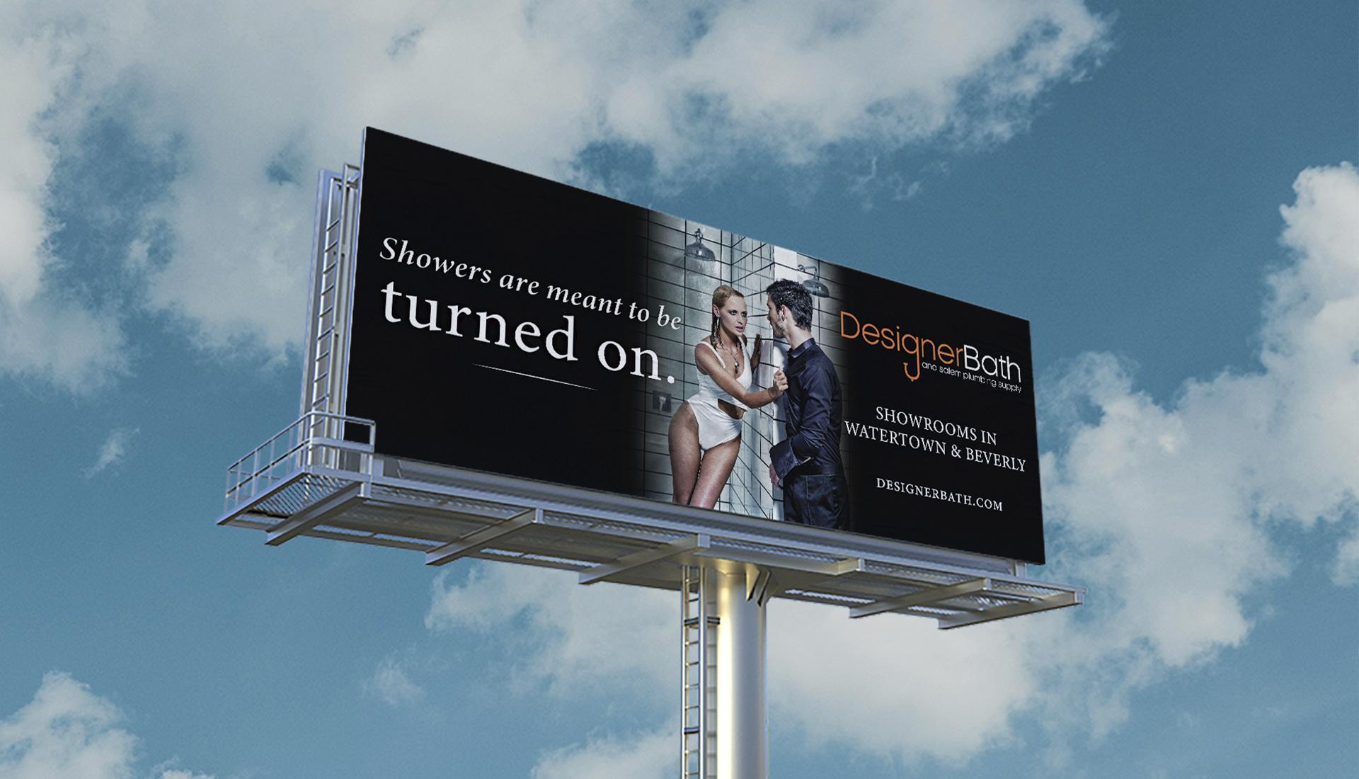 Designer Bath Billboard