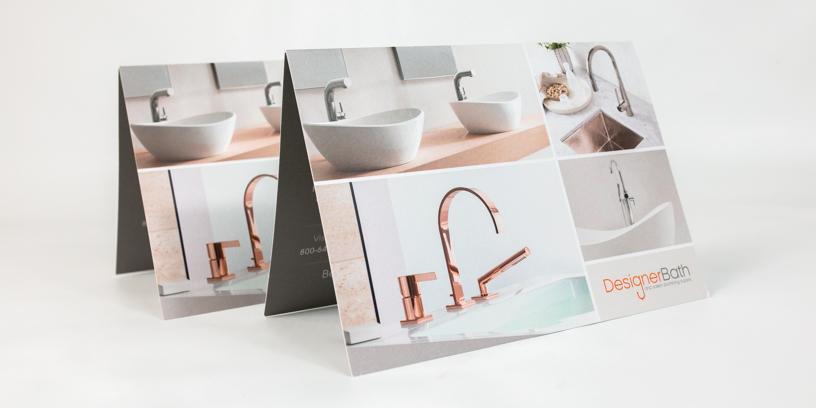 Designer Bath Promo Card